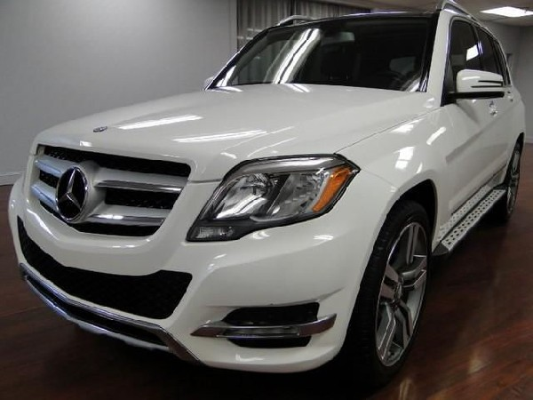 2013 Mercedes-benz Glk350 4matic Full Option 2
