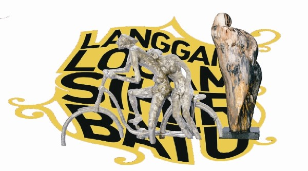 Sculpture Art  Exhibition  Langgam Logam, Sihir Batu