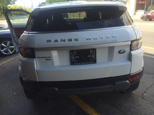 Up For Sale My Land Rover Evoque 2.0 Si4 Dynamic (suv / Suv) 2