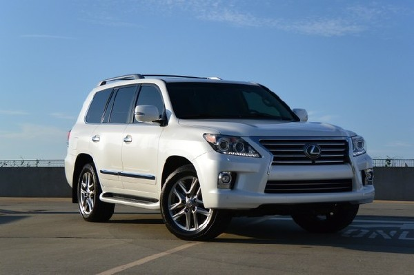 I Want To Sell My Car 2014 Lexus Lx570 2