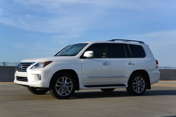 I Want To Sell My Car 2014 Lexus Lx570 3
