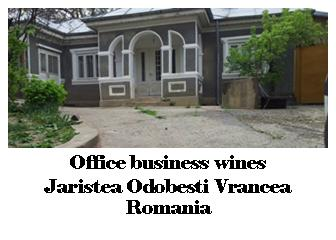 Buy Business Wines In Romania,odobesti,jaristea(headquarters+vineyards+terrain+forest)
