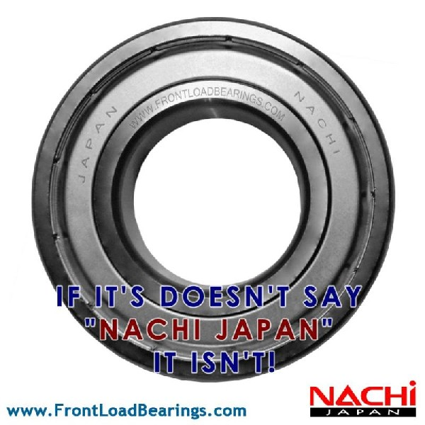 Wh45x10136 Nachi High Quality Front Load Ge Washer Tub Bearing And Seal Repair Kit 3