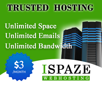50% Off - Unlimited Hosting - Ispaze.com