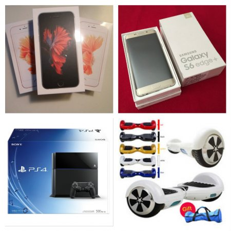 Samsung S7 $600, Apple Iphone 6s/6s+ $400, Ps4 $250, Samsung S6 Edge+ $400, Whatsapp:+2348108690062  3