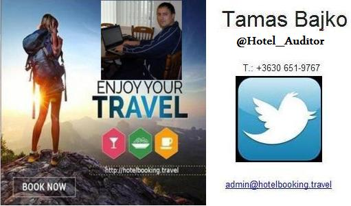 Contact with @Hotel_Auditor