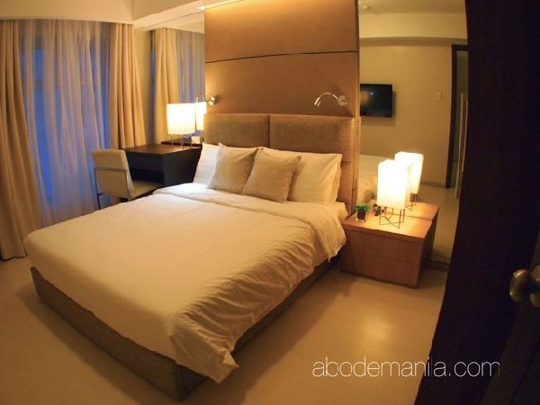 1 Bedroom Condo For Rent In A-venue Residences (makati)