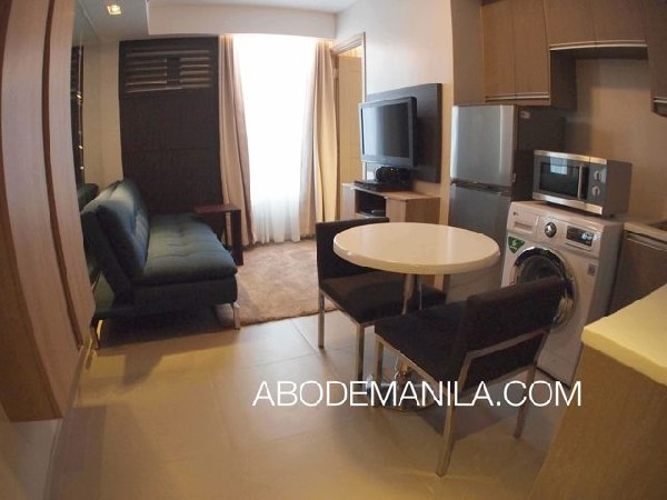 1 Bedroom Condo For Rent In The Serenity Suites (makati)  2