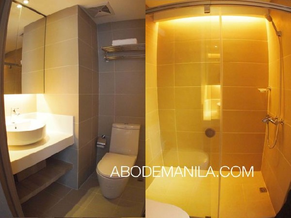 1 Bedroom Condo For Rent In The Serenity Suites (makati)  4